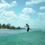 Surf à Port Louis en SUP