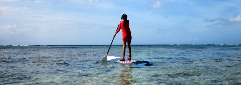 Stand Up Paddle Petite Terre